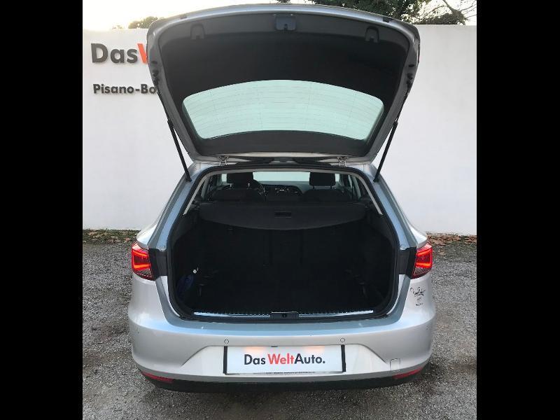 SEAT Leon ST 1.6 TDI 115ch FAP Style Business Start&Stop DSG
