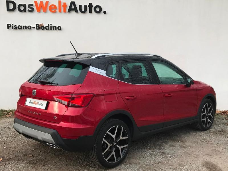 SEAT Arona 1.0 EcoTSI 115ch Start/Stop FR DSG Euro6d-T