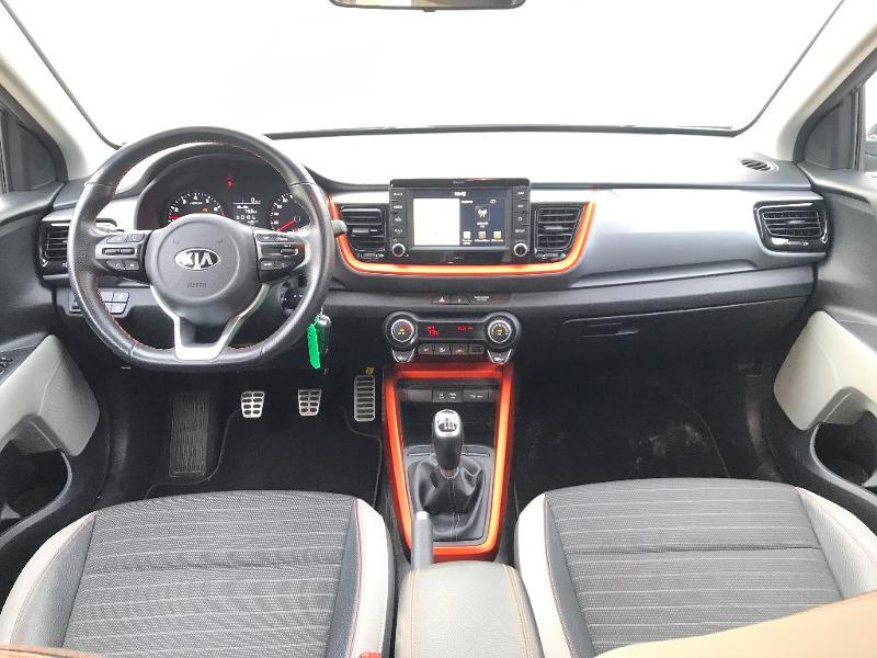 KIA Stonic 1.0 T-GDI 120ch ISG Launch Edition