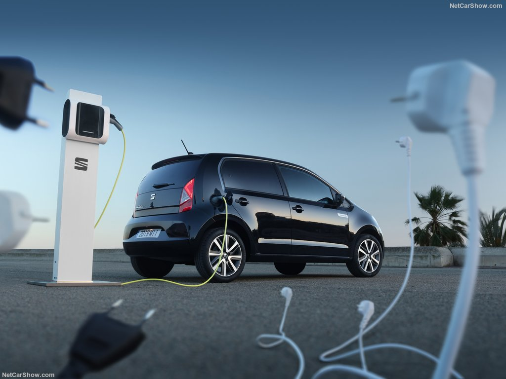 SEAT Mii electric - Pisano by Roure Draguignan Trans en Provence